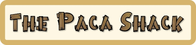 The Paca Shack - Logo - small